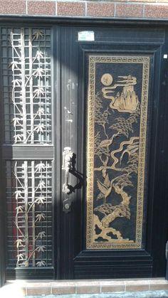 Doors South Korea Beauty, Doors, Home Decor, Decoration Home, Room Decor, Doorway, Interior Decorating, Gate