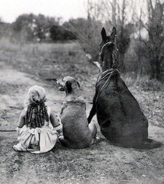 A girl and her friends, just taking a break. Pickford & Alfred E. Green (1921)