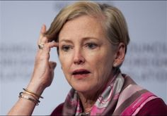 Rank 42. Ellen Kullman, 57 - Chairman and CEO, EI du Pont de Nemours, United States