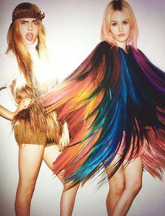 Wild Poppy Delevingne, Cara Delevigne, Bon Look, Maila, Glamour, Tumblr, Mode Inspiration, Fashion Inspiration, Cat Walk