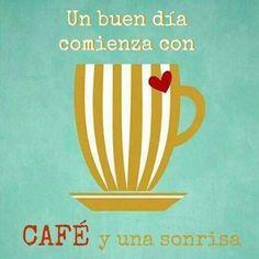 ¡Venga, café y a por el martes!