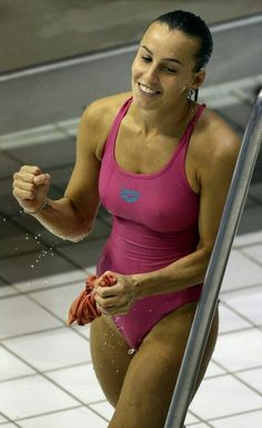 Tania Cagnotto - Italy - Diving