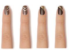 Ombré trocipal é tendencia de unhas decoradas! #nails #unhas #nailart