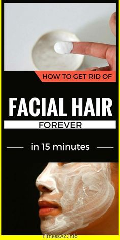 If you want to get rid of facial hair, and you are still looking for the best remedy, well, we've found it! The following prescription is excellent to remove facial hair, and if you use it correctl…