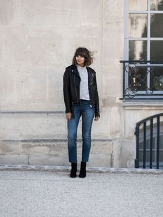 I Just Arrived in Paris...