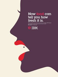 IBM Outcomes: Illustrations by Noma Bar | Inspiration Grid | Design Inspiration