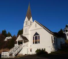 Pioneer Church in Wahkiakum County, Washington.