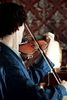 "Day 5:""Your Favorite Ship"" Johnlock? Nope! Sherlolly? Nope! I ship Sherlock and his violin! ❤️ <--- This. I think I've changed ships also. It used to be Sherlock and his work, but this is good too."