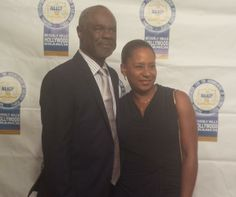 Loop On Location: 2013 NAACP Awards-Veteran stage and screen actor Glynn Turman with wife | Loop 21