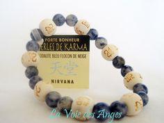 Nirvana : Portez ces perles en permanence et vous ferez l'expérience du pur nirvana rempli de joie, de paix, de calme, de tranquillité et vous aurez la sensation d'un immense paradis.