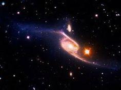ASTRONOMIA HOJE: Satélite capta a maior galáxia em espiral já regis...