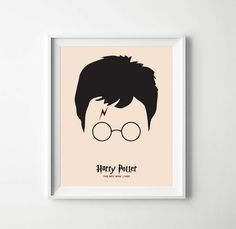 Harry Potter Poster INSTANT DOWNLOAND  Digital by POSTERED on Etsy