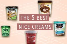The 5 healthiest (and tastiest) vegan ice cream brands