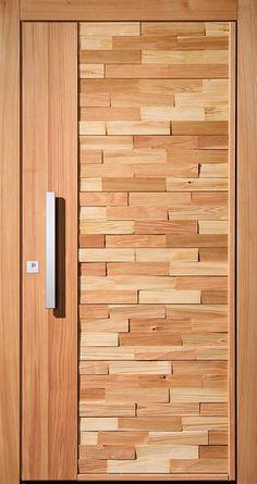 15 Main Entrance Door Design Ideas - The Wonder Cottage Main Entrance Door Design, Wooden Main Door Design, Room Door Design, Door Design Interior, Entrance Doors, Interior Doors, Modern Entrance Door, Entrance Gates, Interior Modern