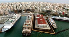 Η μεταμόρφωση του λιμανιού του Πειραιά με ξενοδοχεία και εμπορικά κέντρα