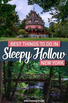 Day Trip To Nyc, Weekend In Nyc, Weekend Trips, Day Trips, Travel Info, Asia Travel, Travel Usa, Travel Tips, Sleepy Hollow New York