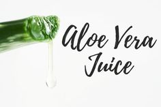 Aloe Vera Mouthwash for Dry Mouth