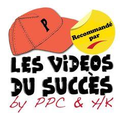 Le logo des Vidéos du Succès