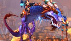#WorldofWarcraft #WoWgold #WoWmounts - Reins of the Azure Cloud Serpent For Sale Cheap - Raiditem