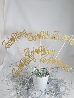 Free Customization Golden Glitter White Bells Year Fiftieth Celebration Just Gift Together Romantic Tradition Wedding Dated Engrave Gold Personalized 50th Anniversary Christmas Tree Ornament 2020