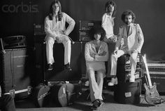 Grand Funk Railroad first in 1969 and then again in 1972.