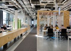 Office Space: 6 Workplaces Look to the Future