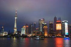 Intergalactic Skylines http://apairandasparediy.com/2014/07/shanghai-travel-guide.html