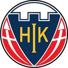 Hobro Idræts Klub (Hobro IK / HIK) | Country: Danmark / Denmark. País: Dinamarca | Founded/Fundado: 1913/05/27 | Badge/Crest/Logo/Escudo.