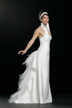 Robe de mariée  Lambert création