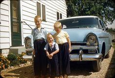 Kodachrome 1955
