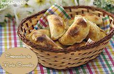 Empanadas da Paola Carosella – Panelaterapia