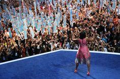 The glamorous Michelle