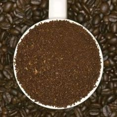 Decomposing coffee grounds release Nitrogen, Potassium, Phosphorus and other Minerals to the soil for growing healthy plants that need/love these nutrients (IE. tomatoes, peppers, and more).