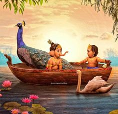 Baby Ganesha, Baby Krishna, Lord Ganesha, Ravivarma Paintings, Shiva Photos, Saraswati Goddess, Sai Baba Pictures, Lord Shiva Family, Shiva Statue
