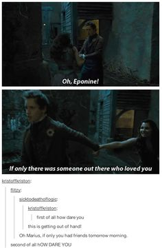Even though I'm no longer in the Les Mis fandom...this. is. funny. Heh, heh, heeeeh!!! XD