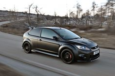 Dope Ford Focus in Matte