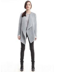 LORA GENE Grey Wool