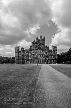 Popular on 500px : Highclere Castle by chriswtaylor
