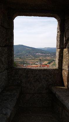 Belmonte visto do castelo (Beira / Portugal)