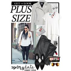 Plus Size Casual Style For Women Over 30 (19)