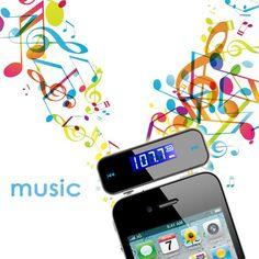 미니 무선 lcd 3.5 미리메터 자동차 핸즈프리 자동차 키트 음악 오디오 fm 송신기 usb iphone 전자 자동차 mp3 플레이어
