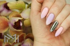 Magdalen Make'up: Manicure Hybrydowy Neonail - 'Pink Pudding' & 'Plumeria Scent'