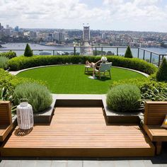 NYC Roof top..wow...that's lovely....