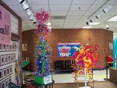 MNPS Chihuly Art Lessons: Chihuly at Glencliff Elementary