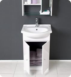 Small Bathroom Vanity Cabinet
