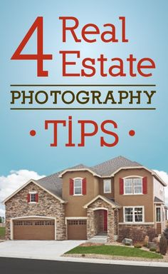 Capturing Curb Appeal: 4 Real Estate Photography Tips When it comes to real estate, pictures matter, a lot! Here's some tips to help you get the best pictures of your home. If you want more great tips like these, call Salzman Real Estate Team at Real Estate Career, Las Vegas Real Estate, Real Estate Business, Real Estate Tips, Selling Real Estate, Real Estate Investing, Real Estate Marketing, Online Marketing, Estate Law