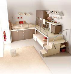 loft bed ideas - Google Search