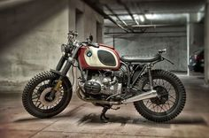 Motorcycle-BMW