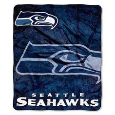 "NFL Seattle Seahawks Raschel Plush Throw Blanket, Roll Out Design by Northwest. $34.95. NFL Seattle Seahawks 50-Inch by 60-Inch Plush Raschel ""Roll Out"" Design"