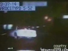 Ghost car police chase - YouTube